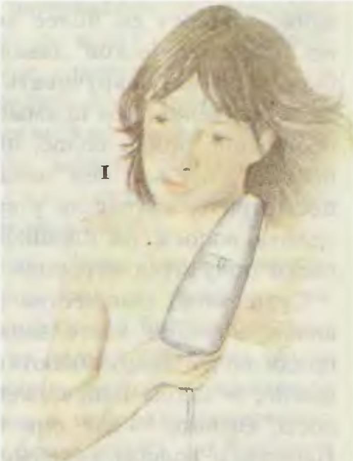 1. Слегка подсушите волосы