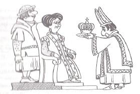 Этикет в эпоху Средневековья