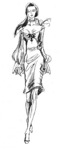 Многообразие стилей женской одежды: романтический стиль