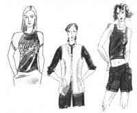 Многообразие стилей женской одежды: спортивный стиль