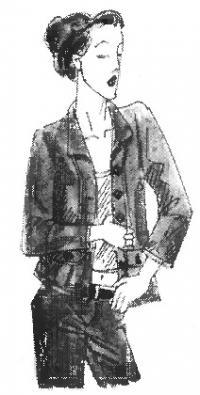 Многообразие стилей женской одежды: джинсовый стиль