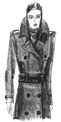 Многообразие стилей женской одежды: стиль милитари (или военный)