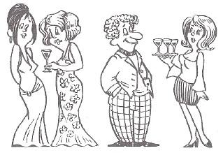 Званый ужин: правила этикета для хозяев и гостей