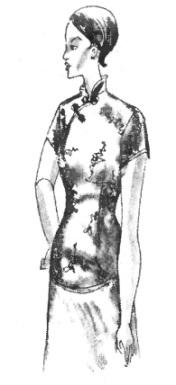 Учимся сочетать стили одежды: китайский стиль и классика