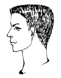 Короткие мужские стрижки: площадка