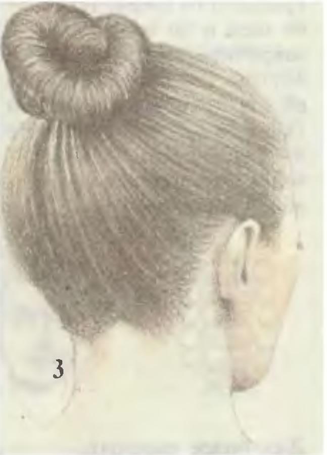 3. Для длиных волос