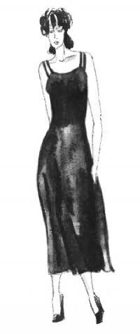 Многообразие стилей женской одежды: бельевой стиль