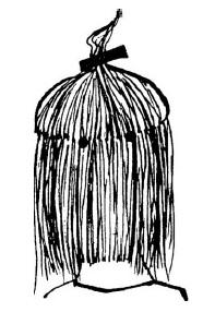 Стрижка «сессун» для маленьких девочек с негустыми волосами