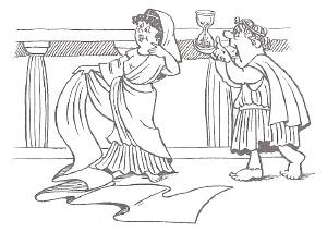 История этикета: искусство общения в древней Греции