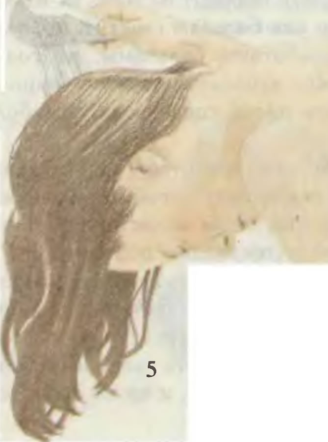 5. Сполосните голову