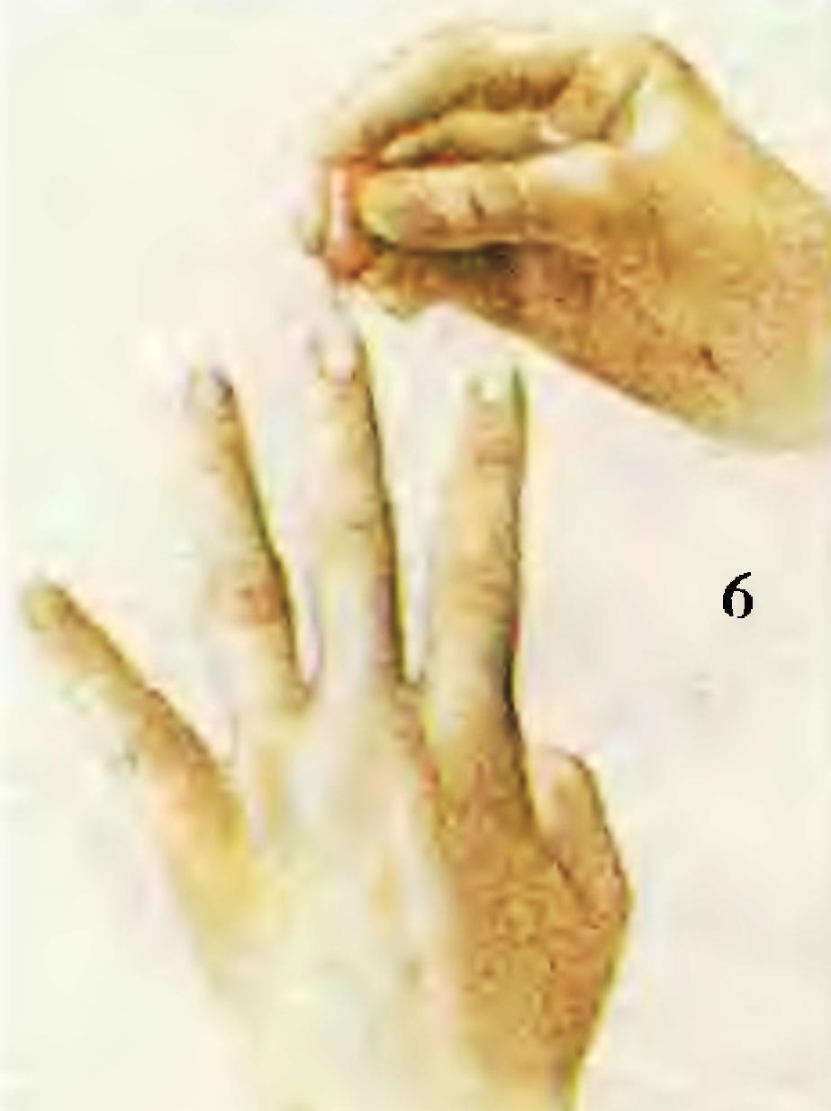 6. Снятие накладного ногтя