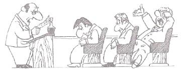 Как правильно выступать перед аудиторией