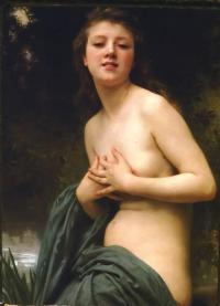 Адольф Вильям Бугро «Весенний бриз», 1895