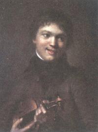 Александр Варнек. Скрипач