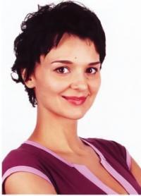 Алена Россошинская, основательница студии Фитнеса для лица reFACE.FITNES
