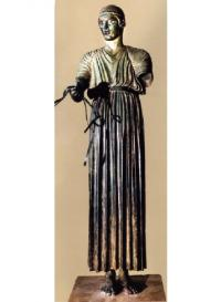 Платья с драппировкой в античном стиле