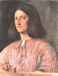Джорджоне. Юноша. Около 1504-1506