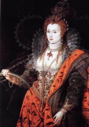 Елизавета I  на