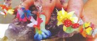 Феерия цветов пудры Mosaic