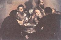 Иван Колганов. Карточные шулера. Конец 1870-х