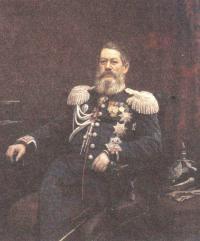 Иван Крамской. Портрет неизвестного. 1880
