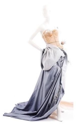 Изнанка профессии кутюрье в коллекции Dior (осень-зима 2005-06)