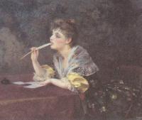 Клавдий Степанов. Письмо. 1893