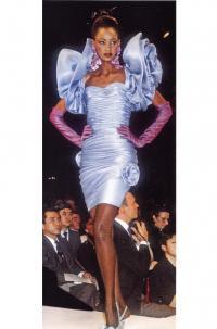Коктейльное платье от Эманюэля Унгаро