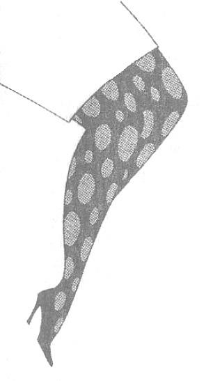 Выбираем аксессуары для женщин: чулки и колготки