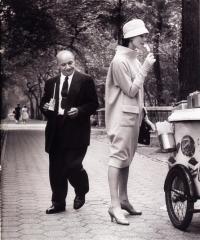 Копия платья Живанши 1957 года