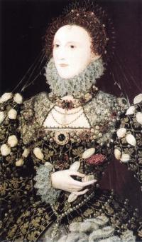 Кородева Елизавета на «Портрете с фениксом»