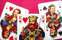 Король и две дамы