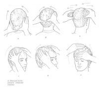 Массаж волосяного покрова головы