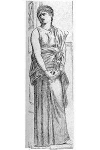Медея. Живопись из Помпеи