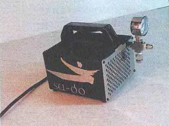 Мини компрессор Sudo Mist Air