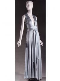 Многофункциональное платье от дизайнера Рой Холстон Фровик