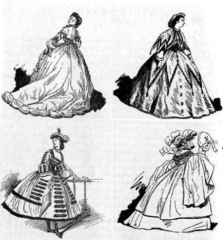 Мода Франции 1950-70 годов