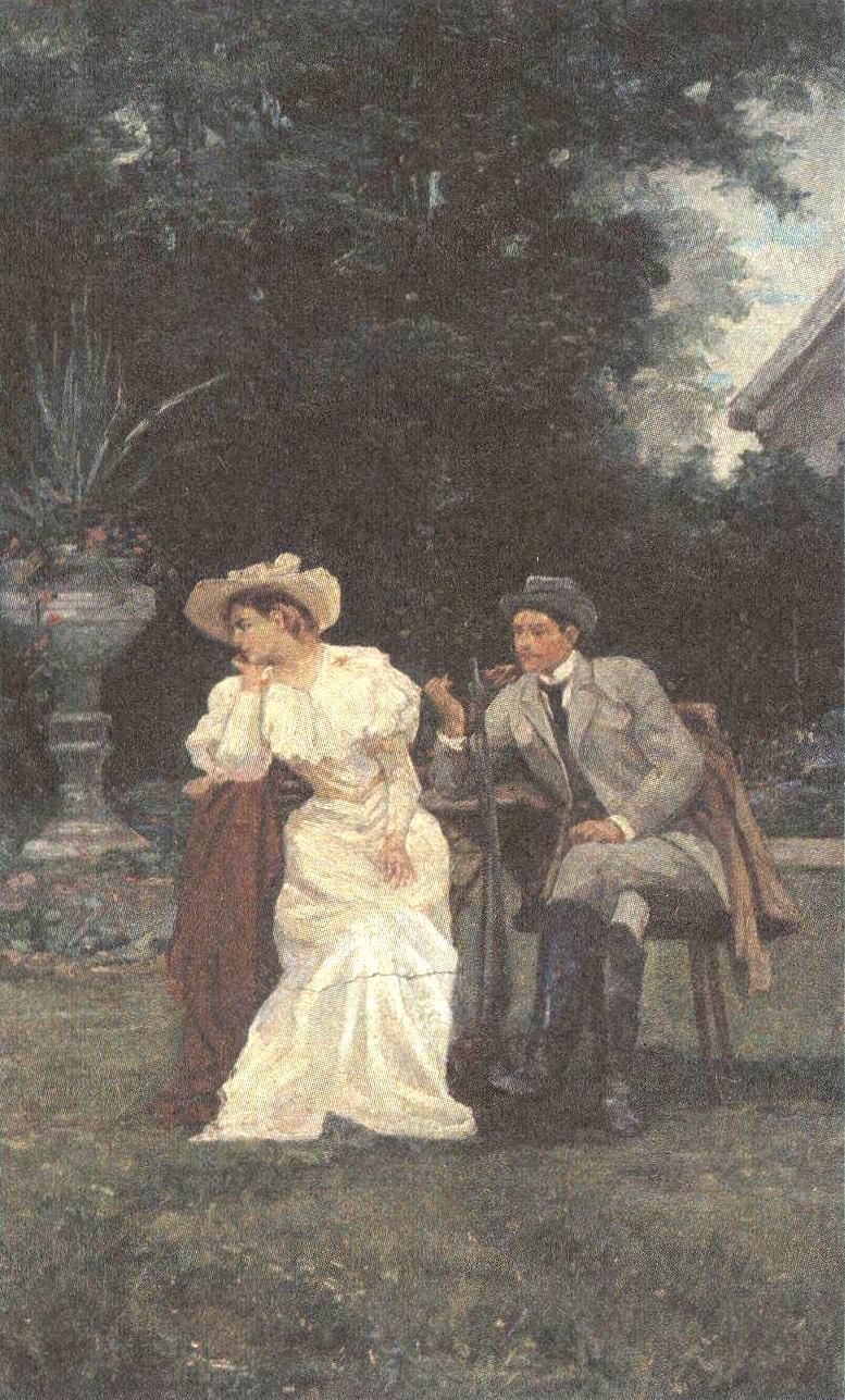 Николай Бодаревский. Увлекательные речи. 1916