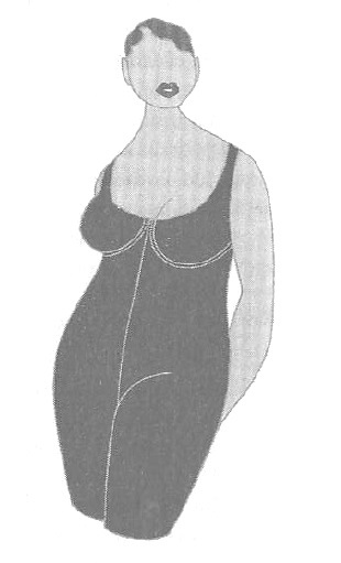 Специальная одежда для коррекции фигуры