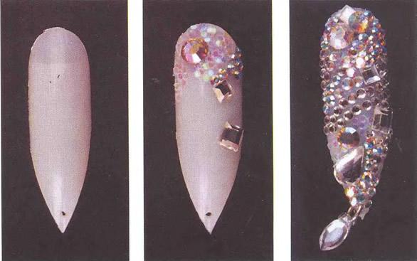 Ногти от Фабио