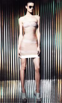 Новый взгляд на культовое платье-бандаж (BCBG Мах Azria Group, 2014)