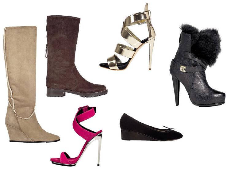 Обувь для зимы