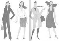 Одежда для женщин с фигурой типа Б