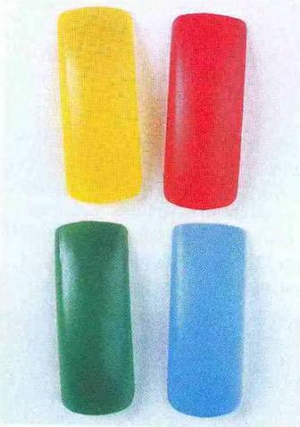 Одноцветные типсы