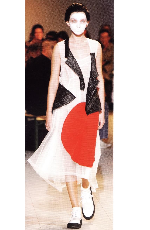 Платье-иллюстрация