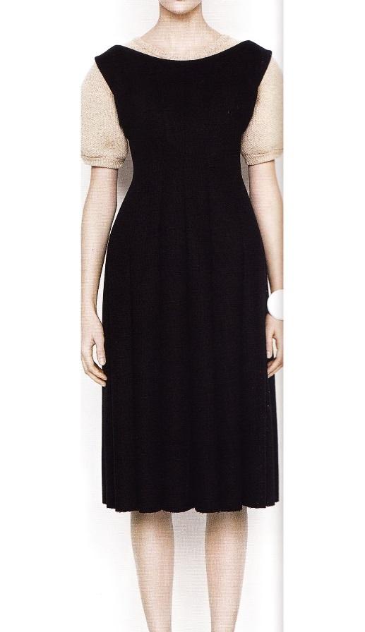 Платье из промежуточной коллекции 2014г Дж У Андерсон