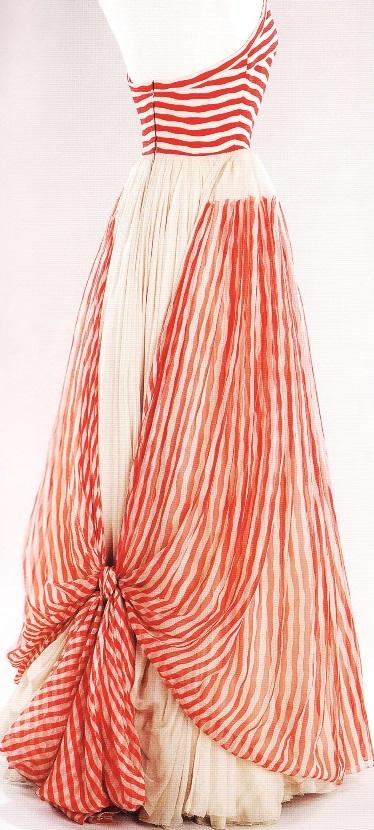 Платье из шелкового шифона (прет-а-порте, Дж. Галанос)