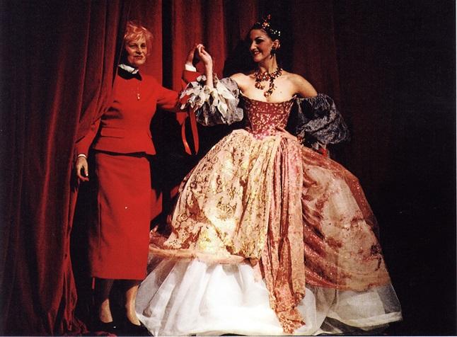 Платье Вивьен Вествуд из коллекции