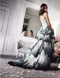 Платье «Юнона» (Кристиан Диор, 1949г)