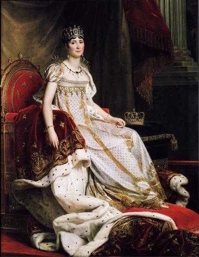 Портрет императрицы Жозефины (художник Франсуа Жерар)